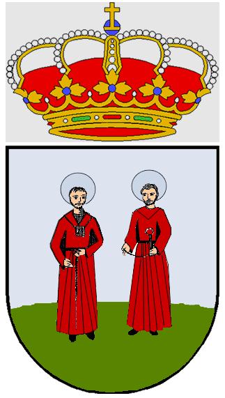 Escudo de Arroyo de San Serván