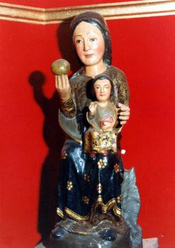 Antigua Virgen de Perales