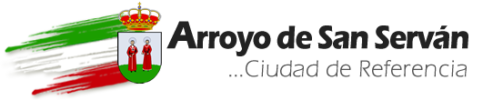 Arroyo de San Serván Logo